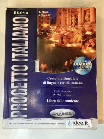 Progetto italiano 1 podręcznik