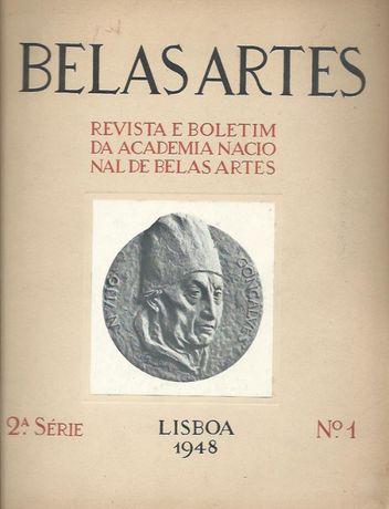 Belas Artes 2ª série nº 1 – 1948_Academia Nacional de Belas Artes