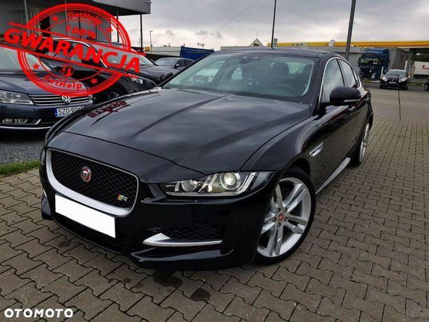 Jaguar XE R Sport*Kamera*Szyber*Skóra*Navi*Bluetooth*Gwarancja 12M Zamiana