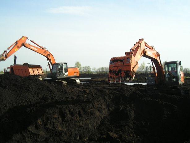 Чернозем торф грунт на подсыпку чорнозем Васильков Глеваха Калиновка.
