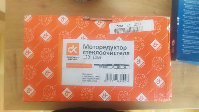 Моторедуктор стеклоочистителя ВАЗ 2108, 2109, 21099, ГАЗ 3302