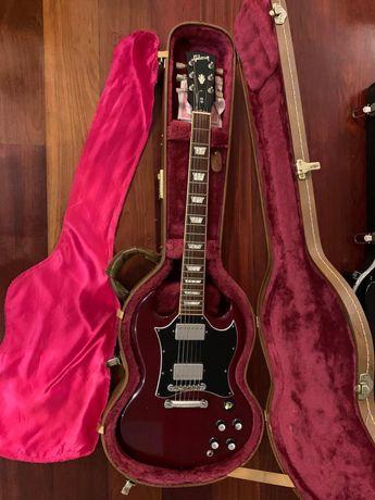 Guitar Gibson SG standard USA 1998