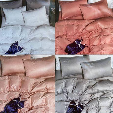 Постельное белье из атласа | ЛЮКС качество