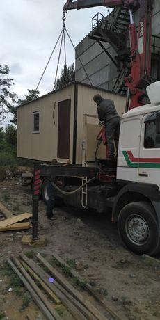 35 000 Бытовка вагончик строительный, дача , аренда,продажа.