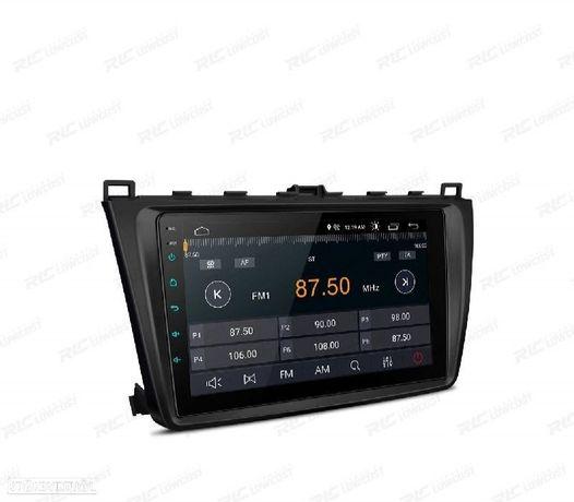 "AUTO RADIO GPS ANDROID 10 MAZDA 6 (08-12) 9"""