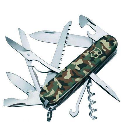 Scyzoryk, nóż Victorinox Huntsman Camouf 1.3713.94
