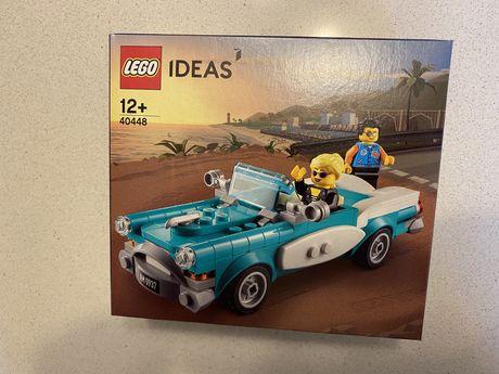 Lego Ideas 40448 - Zabytkowy samochód zaprojektowany przez fana