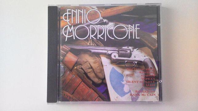 Ennio Morricone muzyka filmowa Peter`s Music Factory 1992