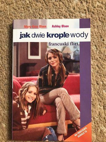 Mary Kate i Ashley Olsen jak dwie krople wody
