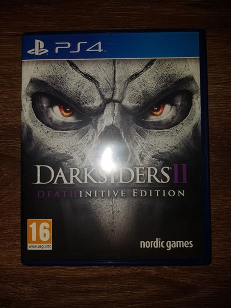 Darksiders II Deathinitive Edition na PS4