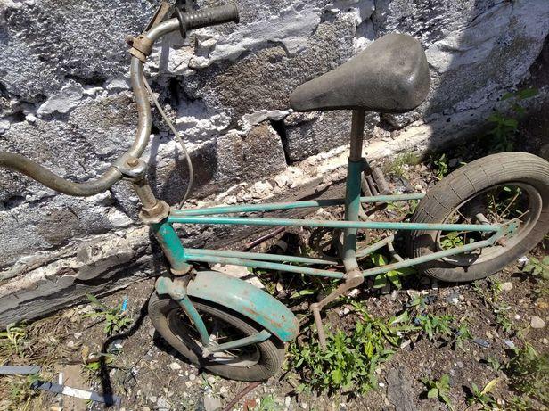 Детский вело на запчасти