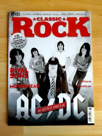 CLASSIC ROCK nr 51, 06/2016 - AC/DC (okładka 1979)