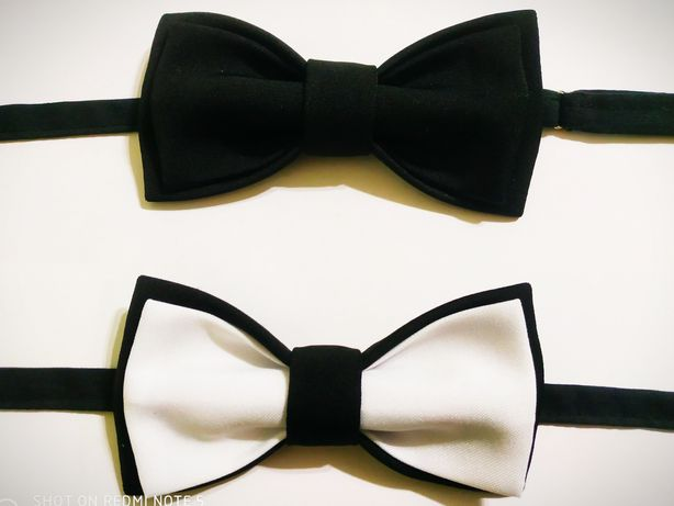 Бабочка-галстук к фраку
