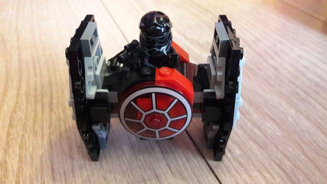 Klocki Lego Star Wars Gwiezdne Wojny 75194 Myśliwiec Tie