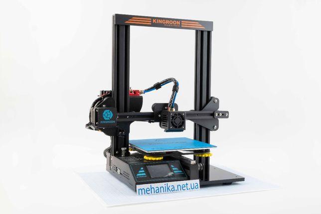 3D принтер Kingroon 200х200