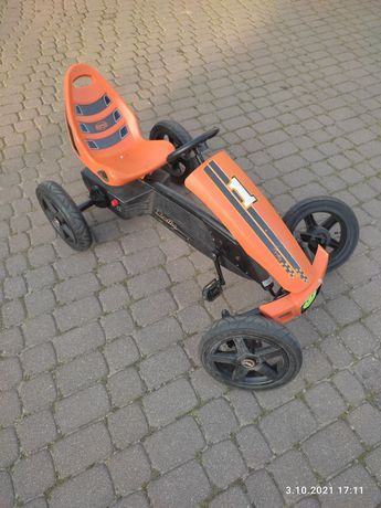 Gokart Berg Rally Orange