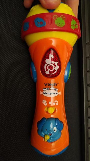 Детская игрушка микрофон Vtech