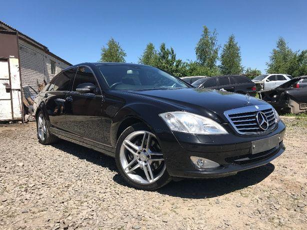Запчасти Mercedes S-class w221 w212 w220 w211 w203 w163 w164 Разборка