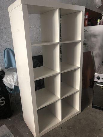 Kalax branca IKEA