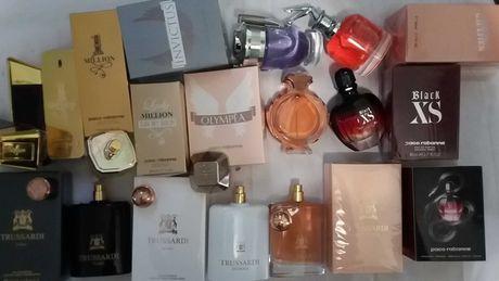 Paco Rabanne-Trussardi-Jean Gaultier-Versace-Dupont-комплект-одна цена