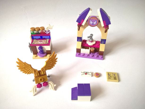 Lego Friends 41071 Warsztat Airy UNIKAT