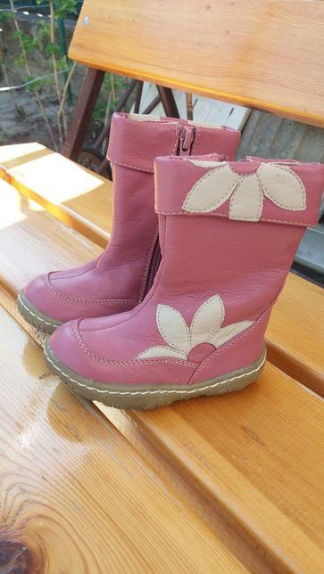 Ботинки, сапожки на девочку деми F&F 22 размер