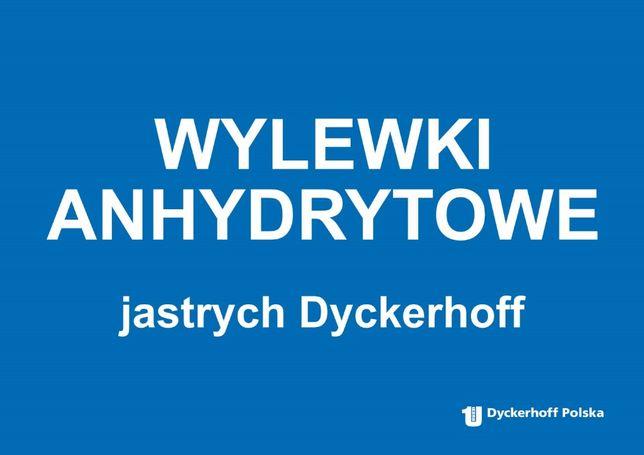Posadzka Anhydrytowa Wylewki Anhydryt Wrocław - Gniechowice