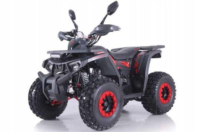 NOWOŚĆ QUAD 125 cc FOURCRAFT 250 cc  Raty Transport