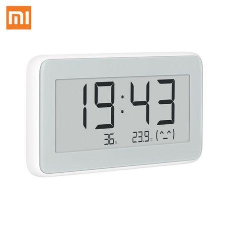 Xiaomi Гигрометр Mijia Digital Hygrometer Clock E-ink LYWSD02MMC.