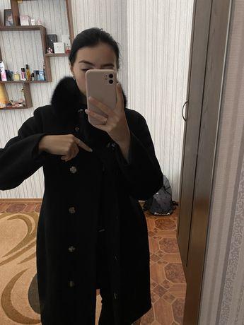 Кашемировое пальто, зимнее пальто