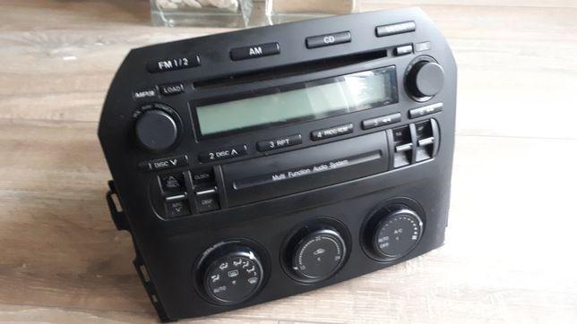 Radio fabryczne mazda mx5 NC