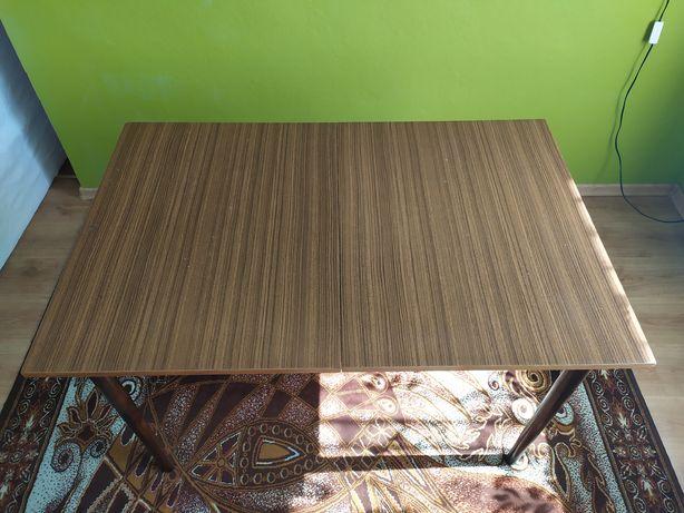 Stół rozkładany 110x70 PRL