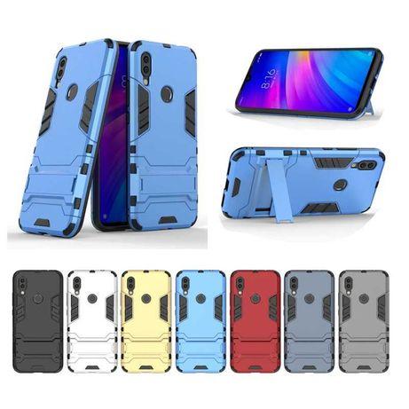 Чехол Iron для Xiaomi Redmi 6 7a 8 8a Note 7 8T Mi A2 8 Lite Бампер