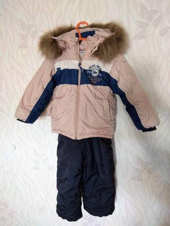 Зимний комплект  wojcik 86 для мальчика