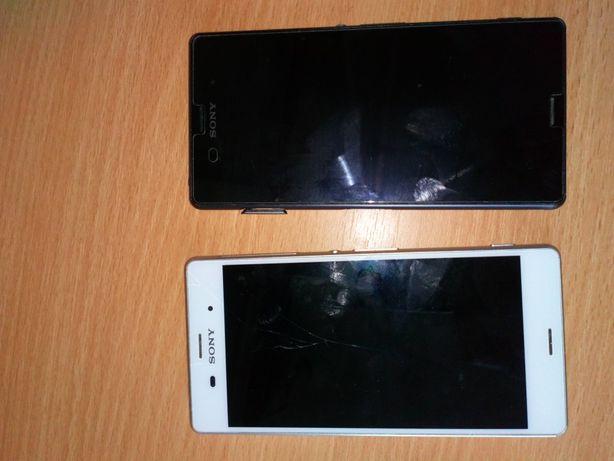 Telefony komorkowe 2 szt Flagowce Sony Xperia z3