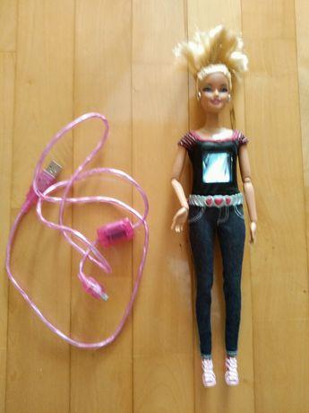 Mattel lalka Barbie Photo Fashion z aparatem fotograficznym