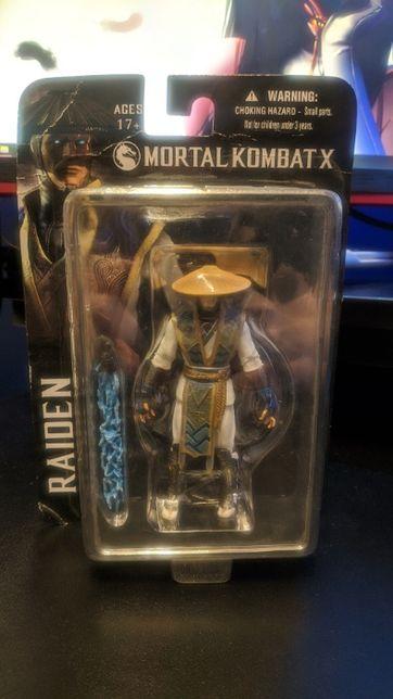 "Figurka Mortal Kombat X Raiden - Mezco 3,75"""