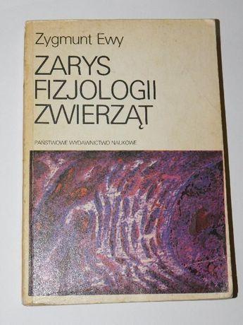 Zarys Fizjologii Zwierząt Zygmunt Ewy