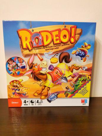 Rezerwacja Gra zręcznościowa Rodeo