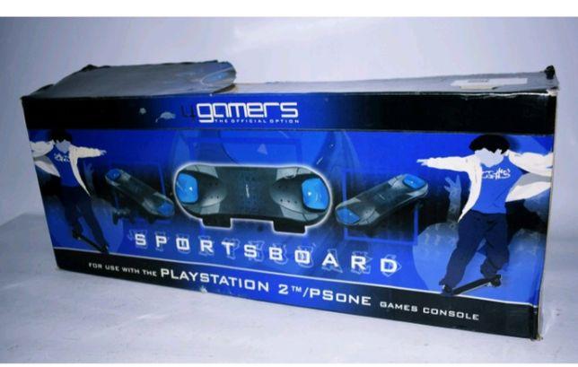 Play Station 2/ONE sportboard.. deska