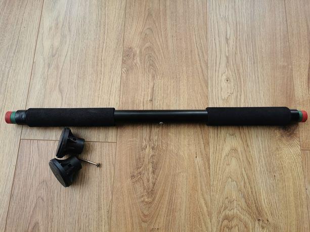 Drążek rozporowy regulowany jak nowy do ościeżnic 60-90cm