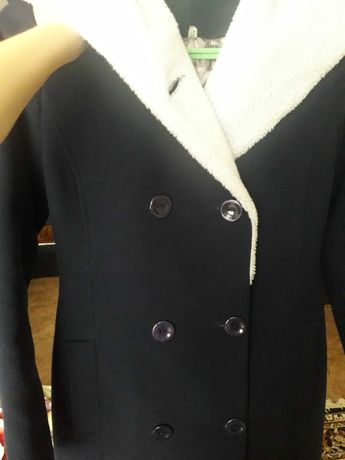 Пальто деми (кашемир)