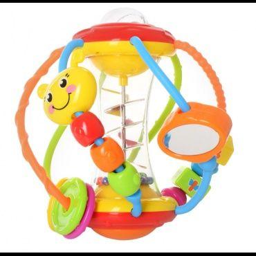 Розвиваюча іграшка м'яч ГРАЙ ХАПАЙ