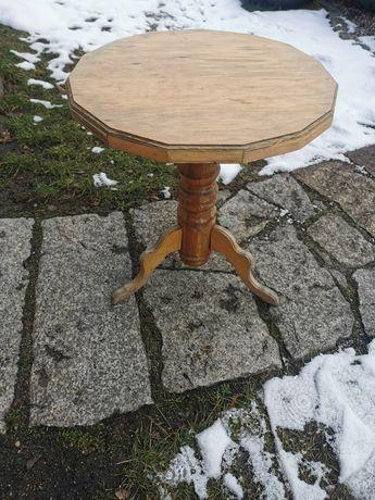 Stół, stolik kawowy, drewniany