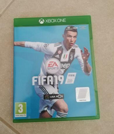 Jogo XboxOne Fifa 19