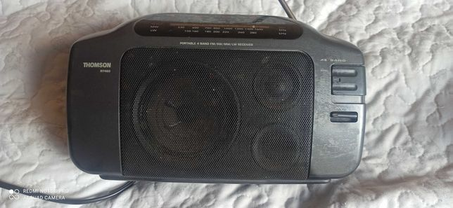 Radio Thompson super brzmienie...