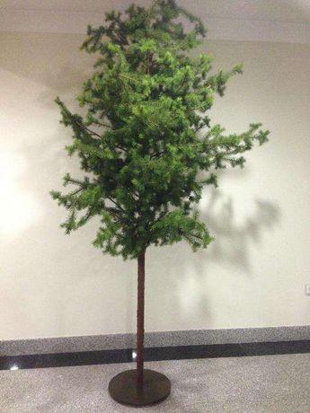 Árvore de Natal, estilo moderno, diferente