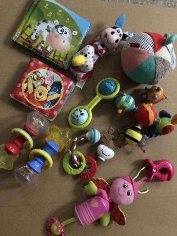 Zestaw zabawek grzechotek Tiny Love Baby Ono Fisher Price