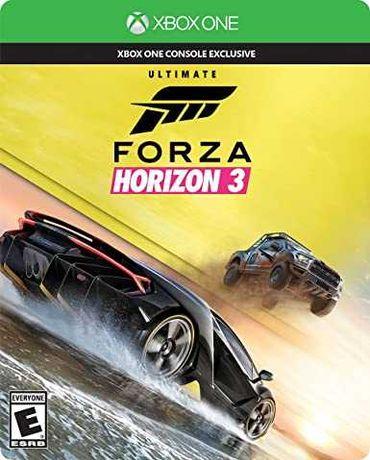 Forza Horizon 3: ultimate-издание + Hoonigan Car Pack
