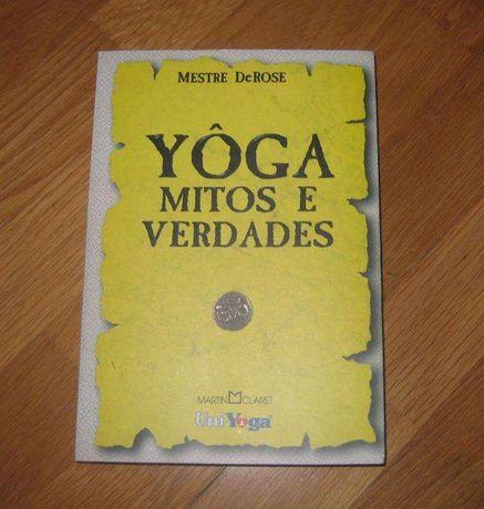Yôga: Mitos e Verdades - Mestre DeRose (NOVO)